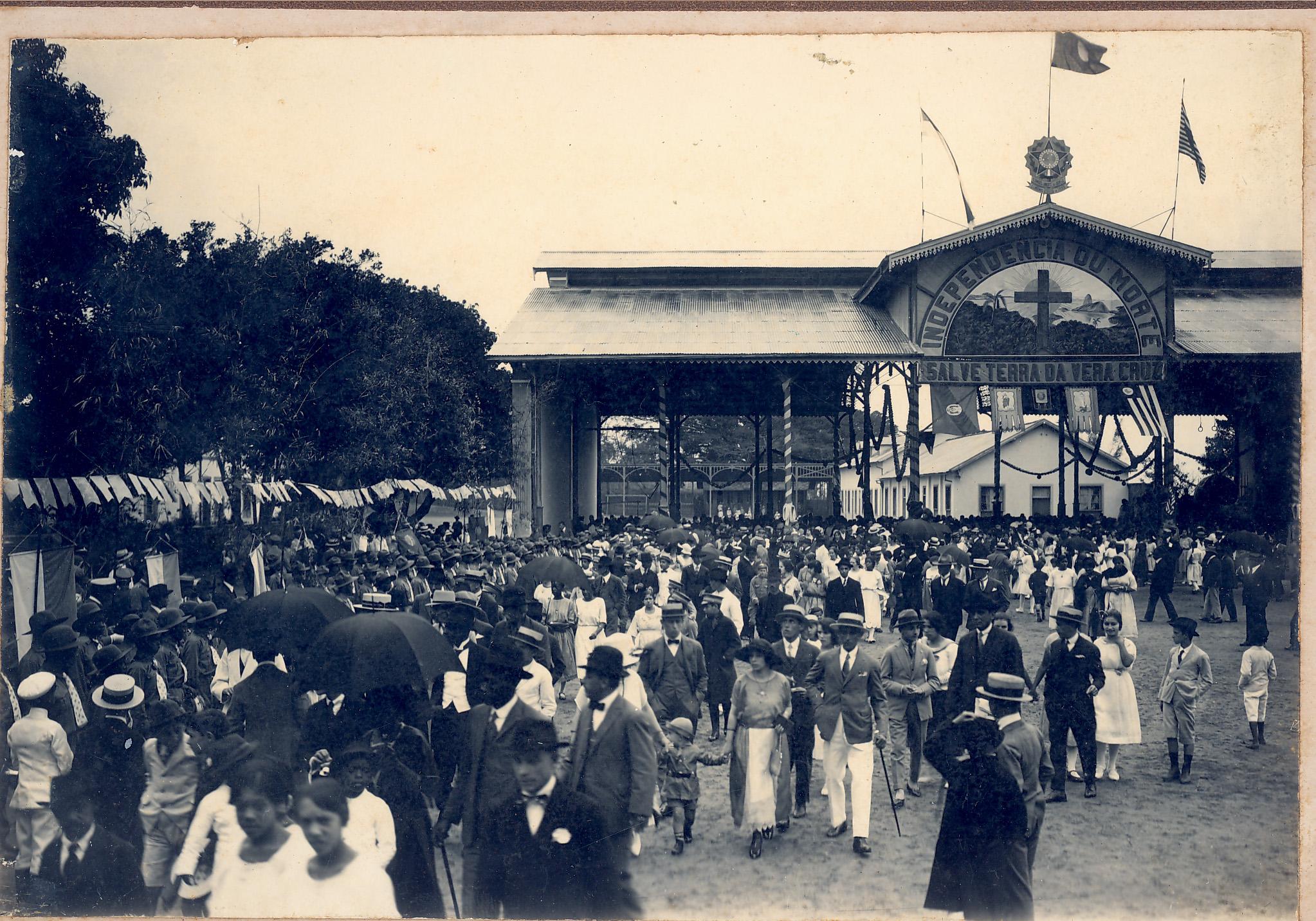 Centenário da Independência em 07 de setembro de 1922