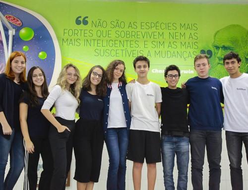 Alunos do CC estão classificados para segunda fase da Olimpíada Brasileira de Biologia