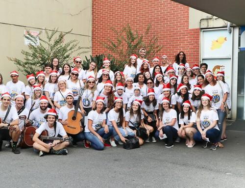 Projeto Cantando o Natal leva mensagem de fé e amor