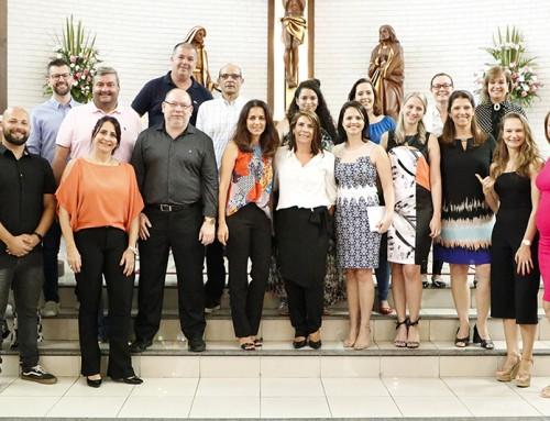 Alunos do Ensino Médio matutino celebram Missa de Ação de Graças pela formatura