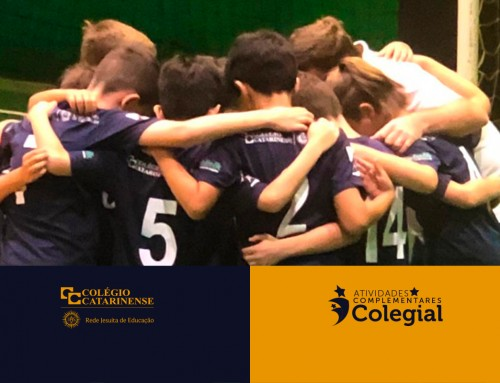 Colegial faz bonito no Campeonato Metropolitano de Futsal