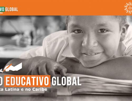 Participe e assine a petição pública pelo Pacto Educativo Global