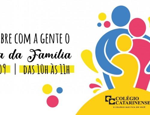 Música, atrações artísticas e muita diversão devem agitar o Dia da Família